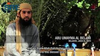 """Al Muhajirun"" Video Promotes Role of Foreign Fighters in Syria, Calls Muslims to Come for Jihad"