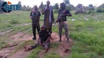 IS' West Africa Province Video Shows Beheading of Soldier, Attacks on Barracks in Borno, Yobe