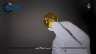 "IS Touts Minting, Circulating of Gold Coins as ""Second Blow"" to U.S. After 9/11"