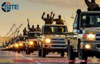 IS Division in Libya Claims Car Bombing at Tripoli HQ of Mellitah Oil and Gas Company