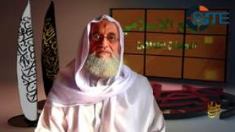 Zawahiri Continues to Attack IS Leader Baghdad as Illegitimate Caliph in Third Episode of Series