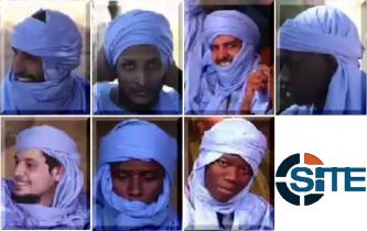 AQIM Video Segment Names Fighters Released in 2014 French Prisoner Exchange