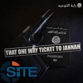 IS Fighter Claims He Entered Syria with an Illegitimate Syrian ID Card