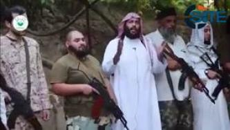 "Saudi Cleric Leads Fighters from 12 Countries in Vowing that Syria will be a Russian ""Graveyard"""