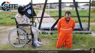 IS Photo Report Shows Murder, Crucifixion of Spies in Sirte