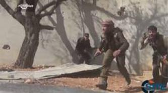 Jaish al-Islam Video Shows Clashes in Ghouta, Claims Killing High-Ranking Regime Officials