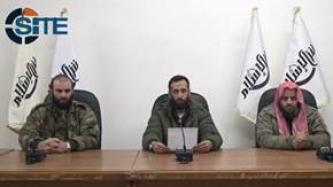 Leadership Council of Jaish al-Islam Appoints Alloush's Successor in Video