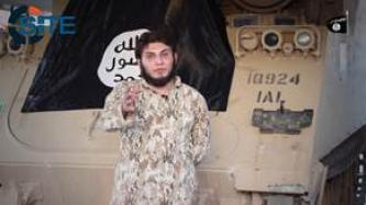 IS Video Focuses on Suicide Bomber Son of Jordanian MP