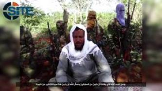 Video Shows Fighters in Juba Region of Somalia Pledging to IS Leader