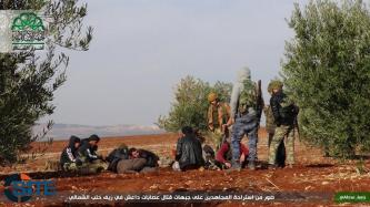 Ahrar al-Sham Reports Clashes Against IS in Northern Countryside of Aleppo