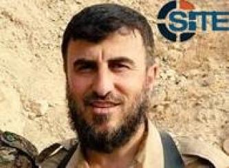 Opposition Fighters and Supporters Eulogize Zahran Alloush