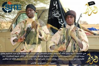Al-Murabitoon Publishes Photo of Fighters Involved in Radisson Blu Hotel Attack in Bamako