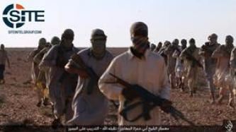 IS' Tripoli Province Shows Fighter Training at Abu Hamza al-Muhajir Camp