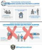 "Pro-IS Media Group Satirizes French ""Stop Jihadism"" Campaign Flyer"