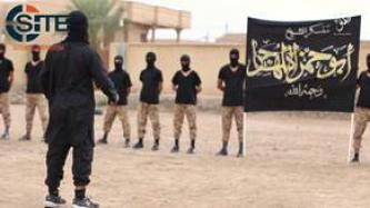 IS' Fallujah Province Releases Second Video on Abu Hamza al-Muhajir Training Camp