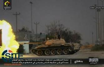 Ansar al-Shariah in Libya Claims Killing at Least 4 Libyan Soldiers in Attacks on March 17-19