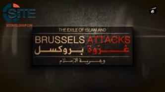 Pro-IS al-Battar Media Defends Brussels Attacks in Video, Incites Supporters
