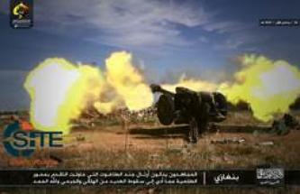 Ansar al-Shariah in Libya Claims Attacks in Multiple Areas of Benghazi, Killing Dozens of Libyan Soldiers Between Feb. 26-March.13