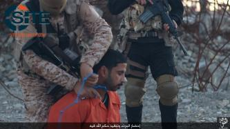 IS' al-Fallujah Province Executes Spies by Explosive Cord, Gunshot, Beheading in Photo Report