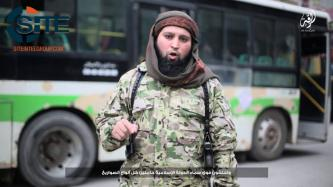 "Belgian IS Fighter in ar-Raqqah Justifies Brussels Attacks, Executes Spy for ""Crusader Coalition"""