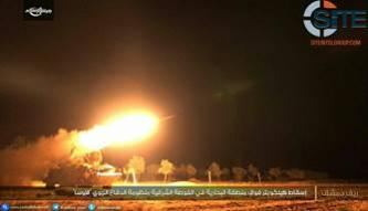 Jaish al-Islam Claim Downing Two Military Aircraft in Eastern Ghouta