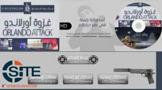Pro-IS Media Groups Distribute DVD with Propaganda on Orlando Attack