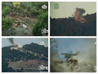 Nusra Front and Ahrar al-Sham Report Battles with Regime in Mount al-Akrad, Latakkia