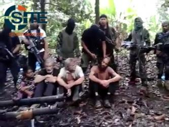 Abu Sayyaf Group Gives Final Deadline for Ransom, Threatens to Behead One Hostage on April 25