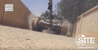 Nusra Front Video Shows Seizure of Area in Western Ghouta