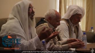 The Gaddafah, Warfalah, and Ould Suleiman Tribes Announce Pledge to IS' Tripoli Province