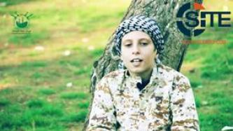 Jihad Callers Center Releases Video on 10-Year-Old Student who Incites for Fighting