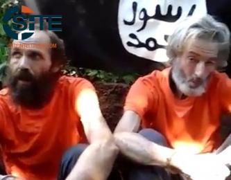 "Abu Sayyaf Group Releases Video of ""Final Message"" from Hostages"