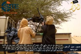 AQIM Media Division Publishes Photos of Garrisoned Fighters in Mali
