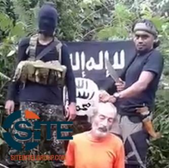 Abu Sayyaf Group Releases Video of Beheading Canadian Robert Hall