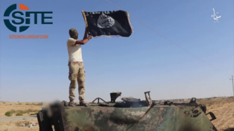 IS' Sinai Province Threatens Israel, Shows Execution of Two Egyptian Policemen in Video