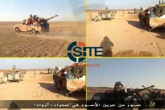 "AQIM's al-Murabitoon Publishes Photos from the ""Lions' Den"" in Mali"