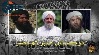 "Zawahiri Addresses Uyghur Muslims in Ninth Episode of ""Islamic Spring"""