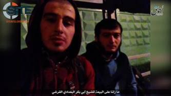 Balashikha, Russia Attackers Affirm IS Pledge, Call for More Violence in 'Amaq Video
