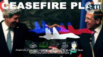 "JFS Video Criticizes Ceasefire, Calls U.S. Stance against Assad ""Lies and Deception"""