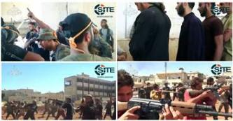 JFS Video Shows Military Training of Youth in Aleppo