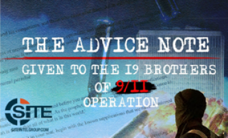 Jihadist Releases Compilation of Zawahiri Quotes and 9 11 Note Offering Spiritual and Methodological Advice for Attacks
