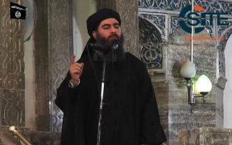 IS Leader Rallies Fighters in Mosul and Elsewhere, Calls for Attacks in KSA and Turkey