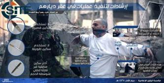 IS Supporters Distribute Call to Kill Shi'ites in Europe