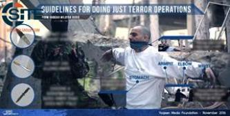 Pro-IS Group Publishes Infographic on IS' Advice for Knife Murders