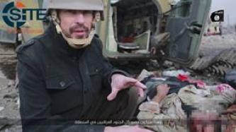 British Captive John Cantlie Reports from Ground in Video from IS' Ninawa Province