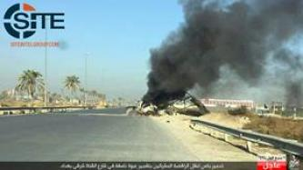 IS Claims Multiple Attacks on Shi'ites in Baghdad, One Killing and Wounding 20
