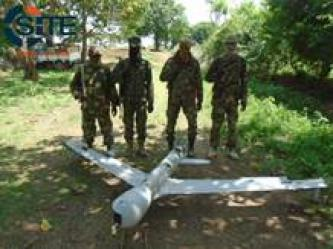 Shabaab Captures Alleged U.S. Spy Plane that Fell in Lower Shabelle