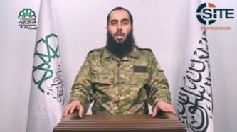 Ahrar al-Sham General Commander Calls For Unity Among Rebel Groups and Civilians, Pledges to Defeat Enemies and Free Syria