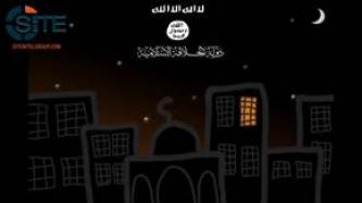 Jihadist Publishes Second Episode in Cartoon Video Series Promoting IS