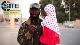 English-Speaking IS Fighters in Libya Promote in Video Group's Implementation of Shariah